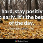 It's Hard To Be Positive Quotes Facebook