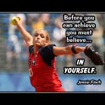 Jennie Finch Softball Quotes Twitter