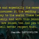 Joining Two Families Wedding Quotes Pinterest