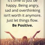 Just Think Positive Quotes Tumblr