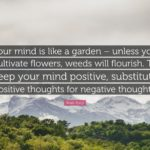 Keep Your Mind Positive Quotes Tumblr