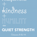 Kindness Quotes: Kindness Quote About Strength