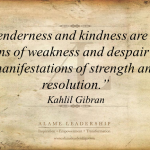 Kindness Quote About Strength Pinterest