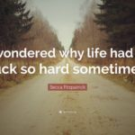 Life Can Be Hard Quotes Twitter