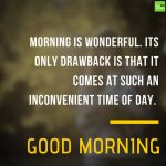 Life Inspirational Quotes With Good Morning Facebook