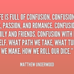 Life Is Full Of Confusion Quotes Facebook