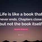 Life Is Like A Book Quotes Facebook