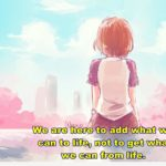 Life Is Like A Cartoon Quotes Tumblr