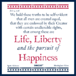 Life Liberty And The Pursuit Of Happiness Quote Tumblr
