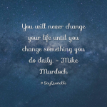 Life Will Change Quotes Facebook