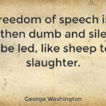 Like Sheep To The Slaughter Quote