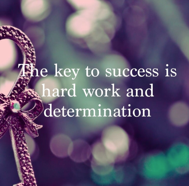 Lines On Hard Work Is The Key To Success Pinterest