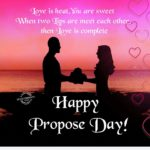 Love Propose Day Pinterest