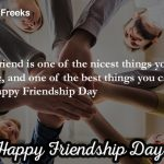 Lovely Friendship Day Quotes Facebook