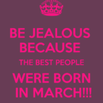 March Girl Quotes Pinterest