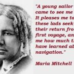 Maria Mitchell Quotes Tumblr