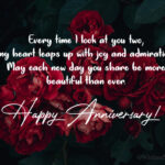 Marriage Anniversary Wishes To Son And Daughter In Law
