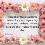 Marriage Day Wishes To Friend Facebook