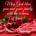 May God Bless You And Your Family Quotes