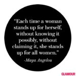 Maya Angelou Quotes About Women Tumblr