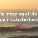 Meaning Of Life Quotes Tumblr