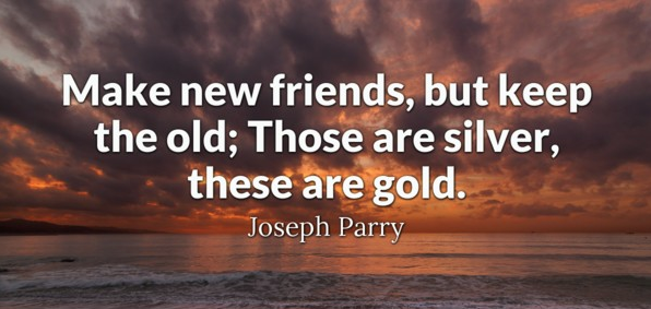 Meeting New Friends Quotes Facebook