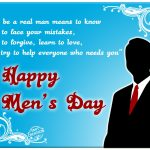 Happy Mens Day Quotes