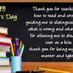 Message For Your Teacher On Teachers Day Twitter