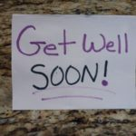 Message Of Encouragement For The Sick