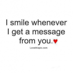 Smile Message Quotes Image