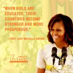 Michelle Obama Quotes About Education Pinterest
