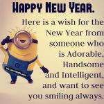 Minion New Year Quotes