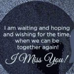 Missing You Message For Him Twitter