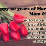 Mom And Dad Wedding Anniversary Quotes Twitter