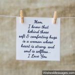 Mom Quote About Love Pinterest