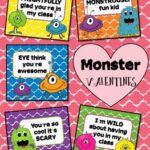 Monster Valentine Sayings Tumblr