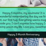 Month Anniversary Quotes Facebook