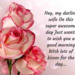 Morning Messages For Wife Pinterest