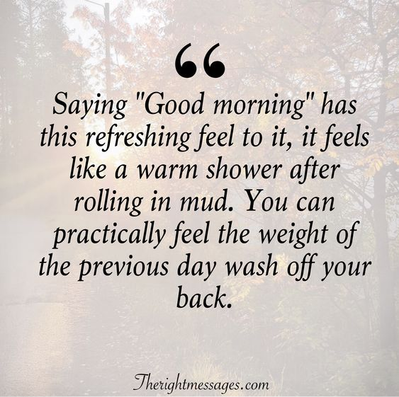 Morning Quote Of The Day Facebook
