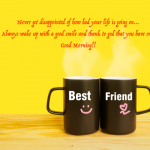 Morning Quotes For A Special Friend Facebook