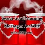 Morning Wishes For Wife Facebook