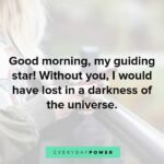 Most Romantic Good Morning Quotes For Her Facebook
