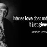 Mother Teresa Famous Quotes Tumblr