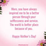 Mother's Day 2020 Wishes Facebook