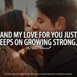 My Dear Valentine Quotes For Her