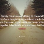 My Family Is Everything Quotes Twitter
