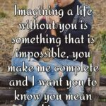 My Life Without You Quotes Pinterest