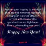 New Year 2021 Wishes Messages Tumblr
