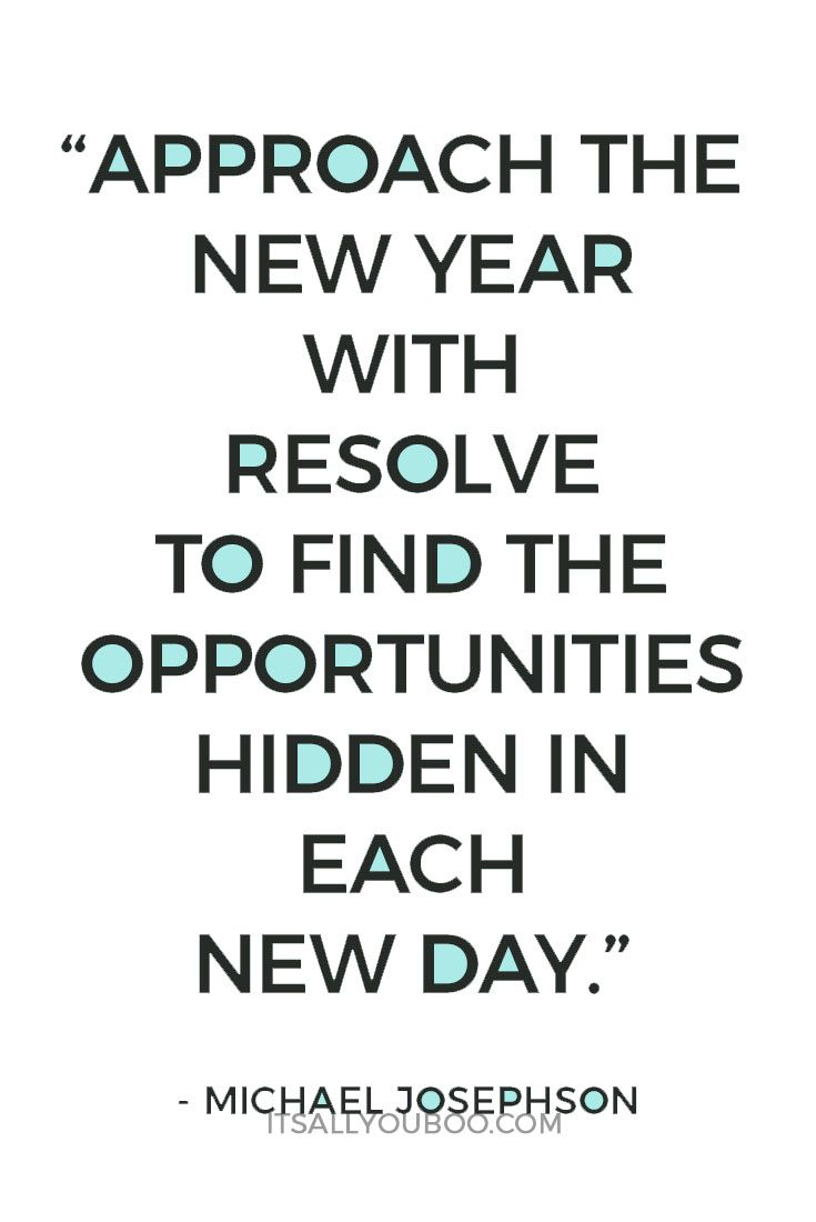 New Year Goals Quotes