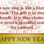 New Year Good Wishes Quotes Facebook